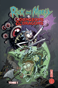 Rick & Morty VS. Dungeons & Dragons