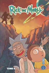 Rick & Morty T4