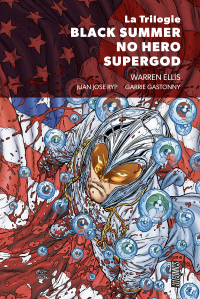 La Trilogie Black Summer – No Hero – Supergod