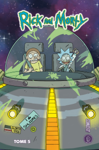 Rick & Morty T5