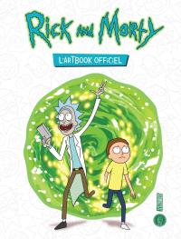 Rick & Morty, l'artbook officiel